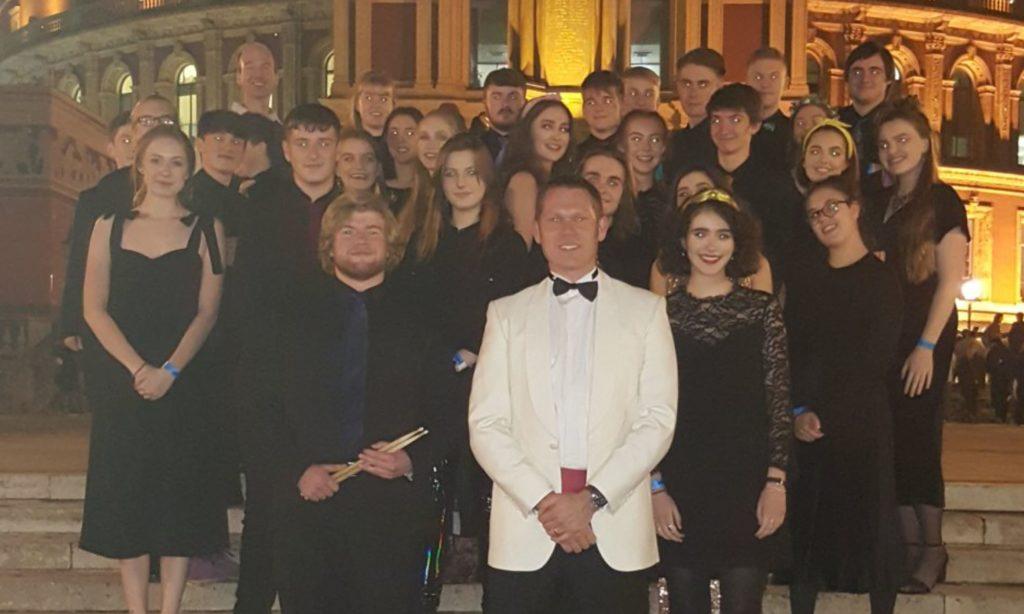 Musica Youth Jazz at the Royal Albert Hall