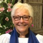 Wendy Harper, reader at St Peter's