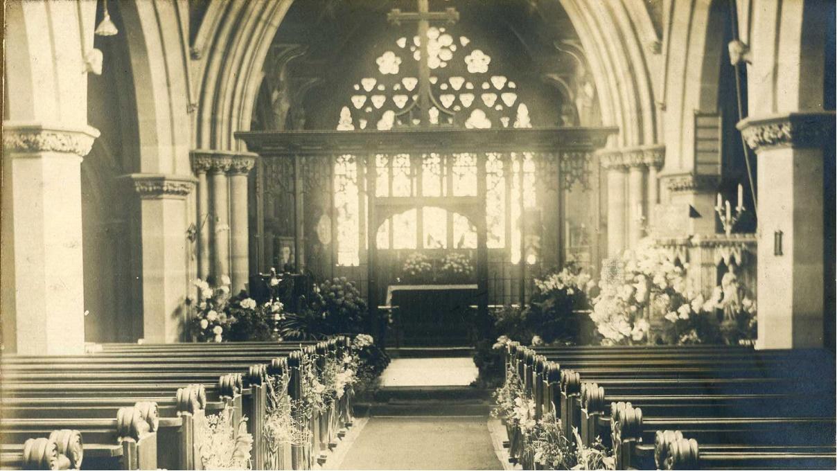 Interior c1920